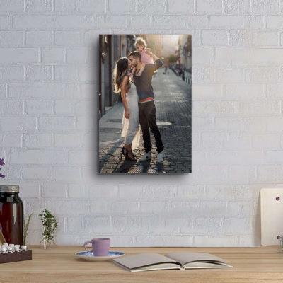 Canvas (lienzo) impreso personalizado 40 x 60 cm