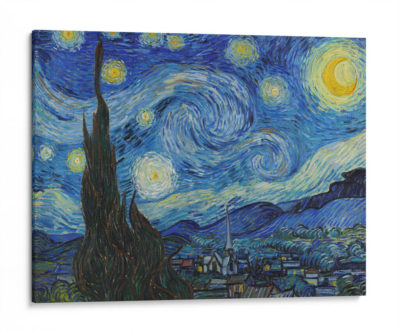 Noche-Estrellada---Vincent-Van-Gogh-Canvas