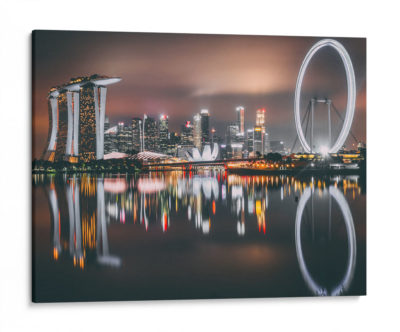 Noche-en-Singapur-Canvas