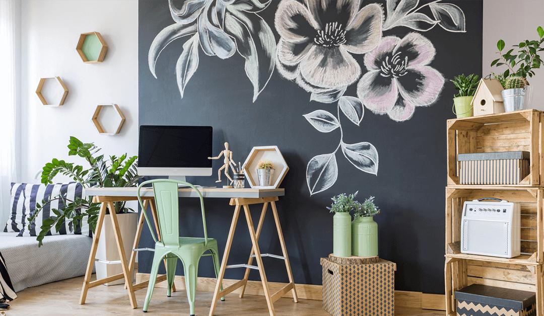 10 Ideas Simples De Cómo Decorar Tu Oficina Para Mejorar Tus