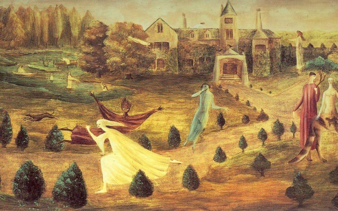 Obras de Leonora Carrington cobran vida en estos Gifs