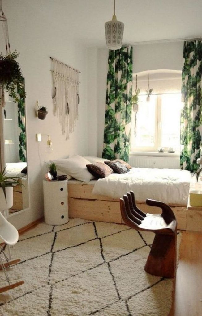 habitacion zen con estilo