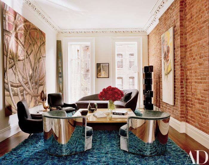 mid century modern hogar