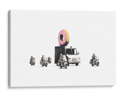 Donut---Banksy-Canvas