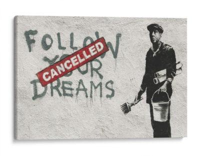 Follow-your-dreams---Banksy-Canvas