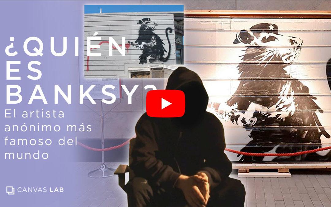 ¿Quién es Banksy?