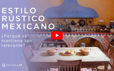 Estilo Rústico Mexicano: ¿Por qué sigue siendo tan relevante?
