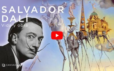 Vida y obra de Salvador Dalí