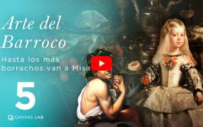 Arte Barroco: Hasta los más borrachos van a misa