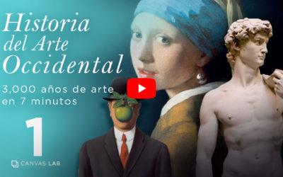 3000 años de arte en 7 minutos