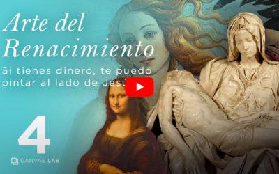 Renacimiento: Si tienes dinero, te puedo pintar al lado de Jesús
