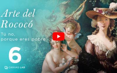 Arte Rococó: Tú no, porque eres pobre…