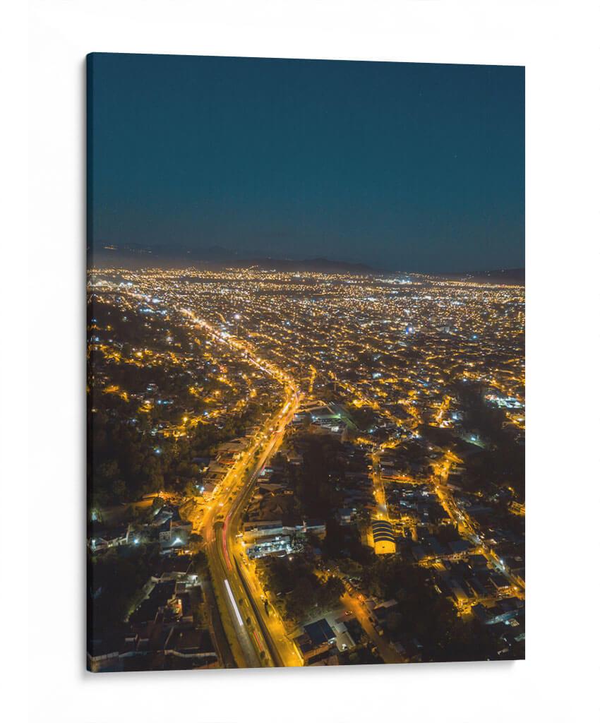 Uruapan De Noche Michoacán Fernando García Cortez
