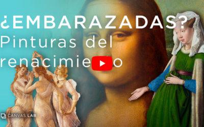 ¿Embarazadas? Pinturas del Renacimiento