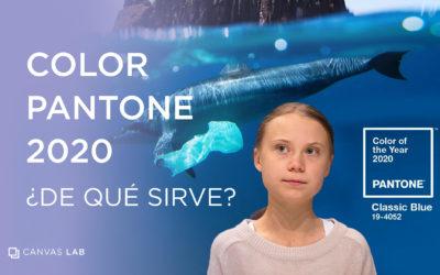 Color Pantone 2020 ¿De qué sirve?